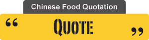 Read More Chinese Food Quotations